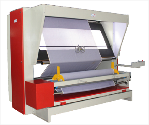 Knitted Fabric Finishing Machines Check Master - Knitt