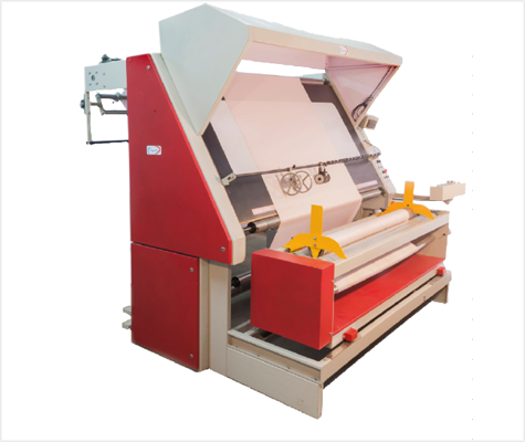 Fabric Inspection Machine Check Master- I