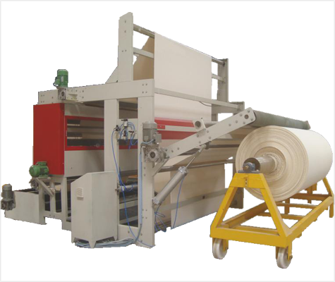 Fabric preparation machinery