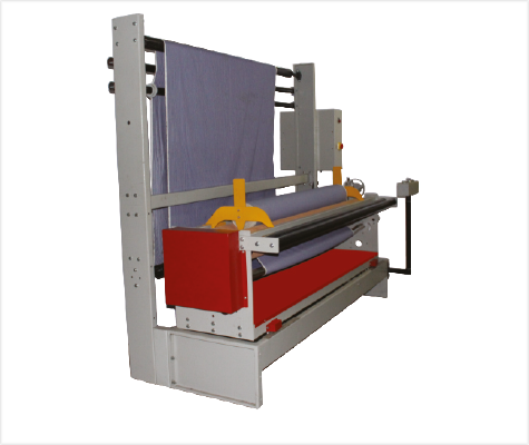 Fabric Rolling Machine Master Roll